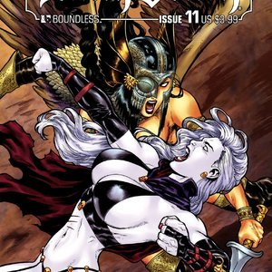 Lady Death – Issue 11 Boundless Comics