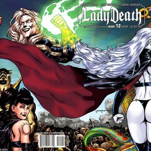 Lady Death – Issue 12 Boundless Comics