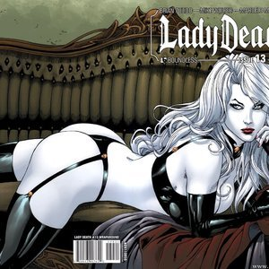 Lady Death – Issue 13 Boundless Comics