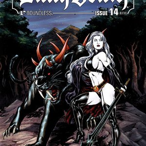 Lady Death – Issue 14 Boundless Comics
