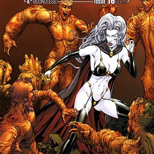 Lady Death – Issue 16 Boundless Comics