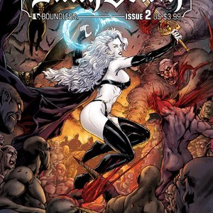 Lady Death – Issue 2 Boundless Comics
