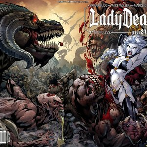 Lady Death – Issue 21 (Boundless Comics) thumbnail