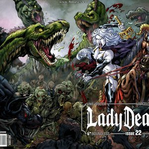 Lady Death – Issue 22 Boundless Comics