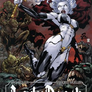 Lady Death – Issue 23 Boundless Comics