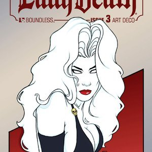Lady Death – Issue 3 Boundless Comics