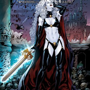 Lady Death – Issue 4 Boundless Comics