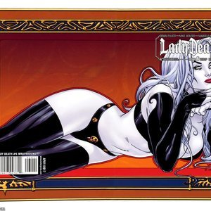 Lady Death – Issue 6 Boundless Comics