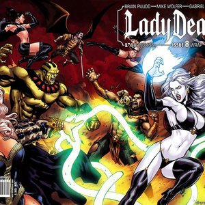 Lady Death – Issue 8 Boundless Comics