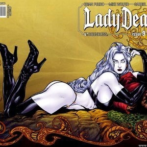 Lady Death – Issue 9 Boundless Comics