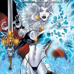 Lady Death – Origins – Issue 1 Boundless Comics