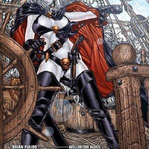 Lady Death – Origins – Issue 11 Boundless Comics