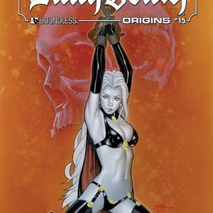 Lady Death – Origins – Issue 15 Boundless Comics