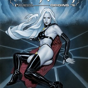 Lady Death – Origins – Issue 16 Boundless Comics