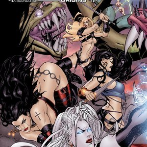 Lady Death – Origins – Issue 19 Boundless Comics