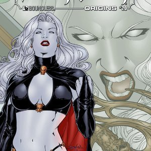Lady Death – Origins – Issue 20 Boundless Comics