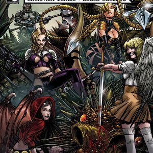 Unholy – Issue 1 Boundless Comics