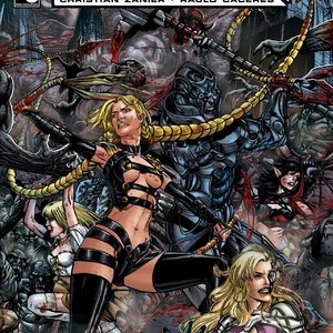 Unholy – Issue 2 Boundless Comics