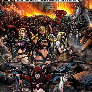 Unholy – Issue 4 Boundless Comics