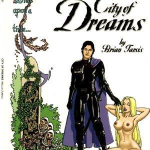City of Dreams Classic Edition Brian Tarsis Comics