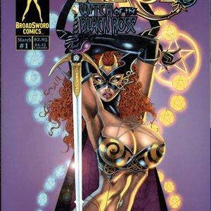 Tarot – Witch of the Black Rose 001 Cartoon Porn Comics