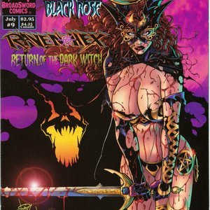 Tarot – Witch of the Black Rose 009 adult comics