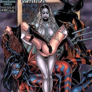 Tarot – Witch of the Black Rose 010 adult comics