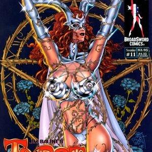 Tarot – Witch of the Black Rose 011 Nude comics