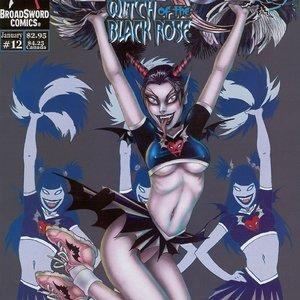 Tarot – Witch of the Black Rose 012 Sexy Comics