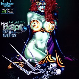 Tarot – Witch of the Black Rose 013 porn comix