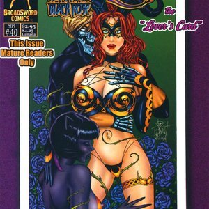 Tarot – Witch of the Black Rose 040 Erotic Comics