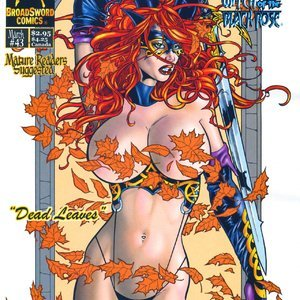 Tarot – Witch of the Black Rose 043 Nude Comics