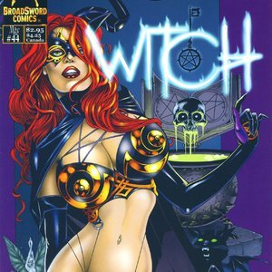 Tarot – Witch of the Black Rose 044 Sexy Porn Comics