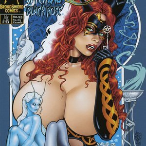 Tarot – Witch of the Black Rose 045 New Porn Comics
