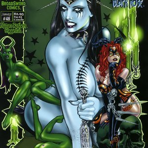 Tarot – Witch of the Black Rose 048 Sexy Comics