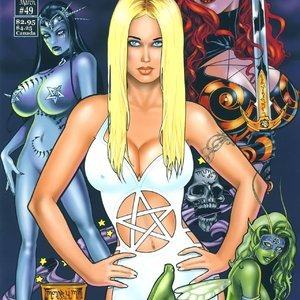 Tarot – Witch of the Black Rose 049 Sexy Comics