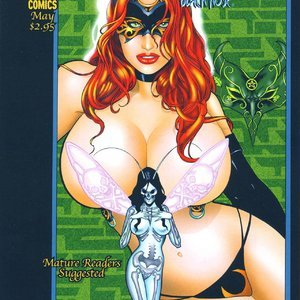 Tarot – Witch of the Black Rose 050 Porn Toon Comics