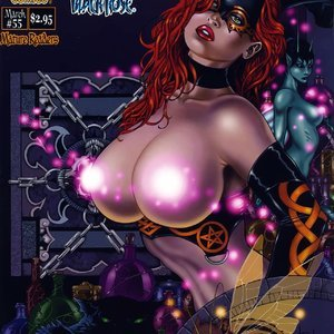Tarot – Witch of the Black Rose 055 Porn book