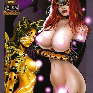 Tarot – Witch of the Black Rose 057 Porn Cartoon Comics