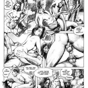 Bruno Coq Comics Strange Doctor Mazsovitch gallery image-010