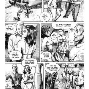 Bruno Coq Comics Strange Doctor Mazsovitch gallery image-013