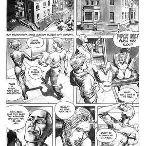 Bruno Coq Comics Strange Doctor Mazsovitch gallery image-036