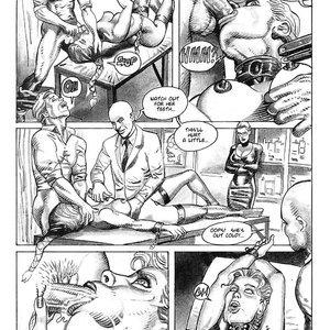 Bruno Coq Comics Strange Doctor Mazsovitch gallery image-037