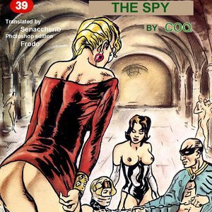The Spy Bruno Coq Comics