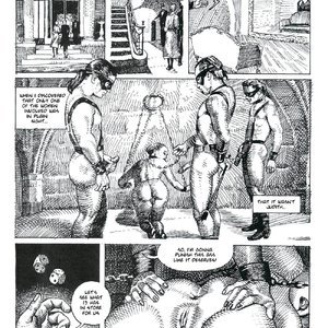 Bruno Coq Comics Viscious Circle gallery image-007