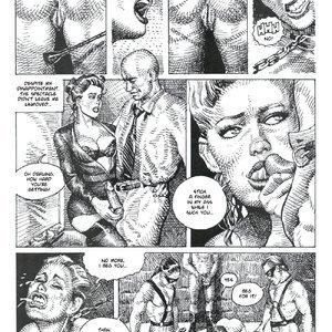 Bruno Coq Comics Viscious Circle gallery image-008