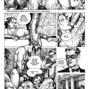 Bruno Coq Comics Viscious Circle gallery image-010