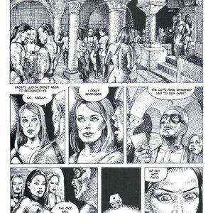 Bruno Coq Comics Viscious Circle gallery image-012