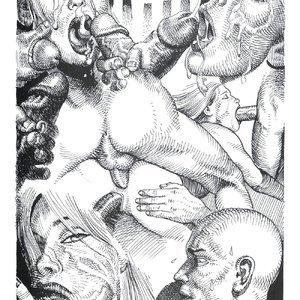 Bruno Coq Comics Viscious Circle gallery image-016