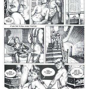 Bruno Coq Comics Viscious Circle gallery image-019